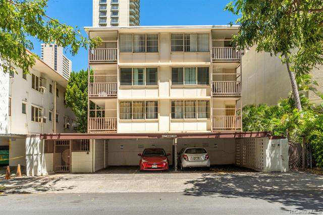 417 Namahana Street #12, Honolulu, HI 96815 (MLS #202012431) :: The Ihara Team