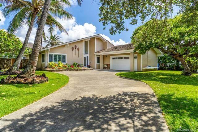602 Milokai Street, Kailua, HI 96734 (MLS #202012440) :: Elite Pacific Properties