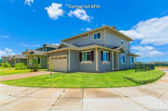 91-1516 Ulaula Loop, Ewa Beach, HI 96706 (MLS #202012479) :: Keller Williams Honolulu