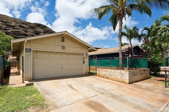 86-235 Leipupu Place, Waianae, HI 96792 (MLS #202012489) :: Keller Williams Honolulu
