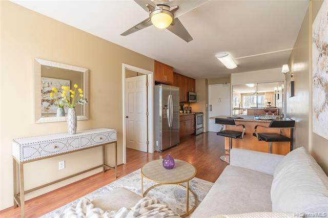 1655 Makaloa Street #1405, Honolulu, HI 96814 (MLS #202012503) :: Elite Pacific Properties
