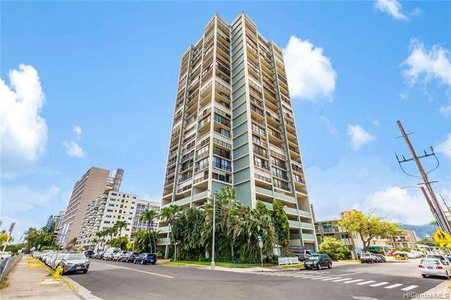 2444 Hihiwai Street #1901, Honolulu, HI 96826 (MLS #202012647) :: Elite Pacific Properties