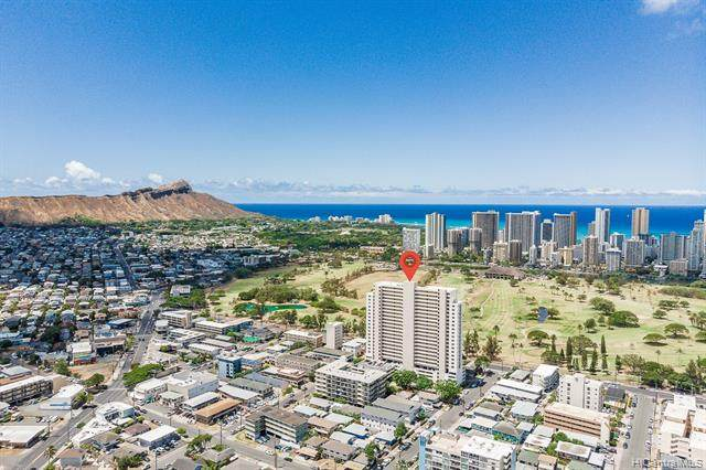 2916 Date Street 19A, Honolulu, HI 96816 (MLS #202012707) :: Elite Pacific Properties