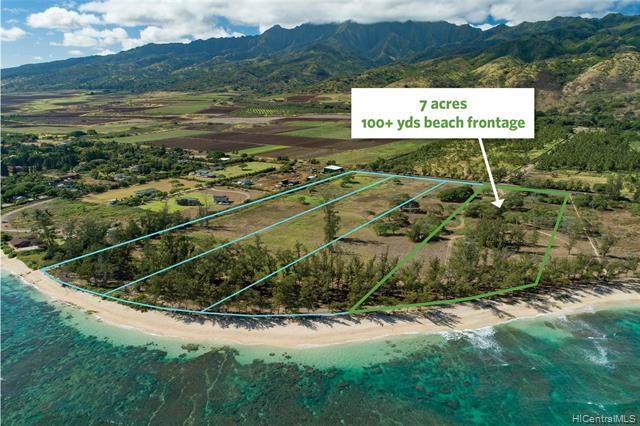 68-439 Farrington Highway, Waialua, HI 96791 (MLS #202012767) :: Team Lally