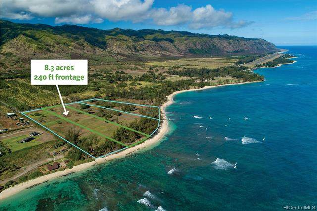 68-419 Farrington Highway, Waialua, HI 96791 (MLS #202012768) :: Team Lally