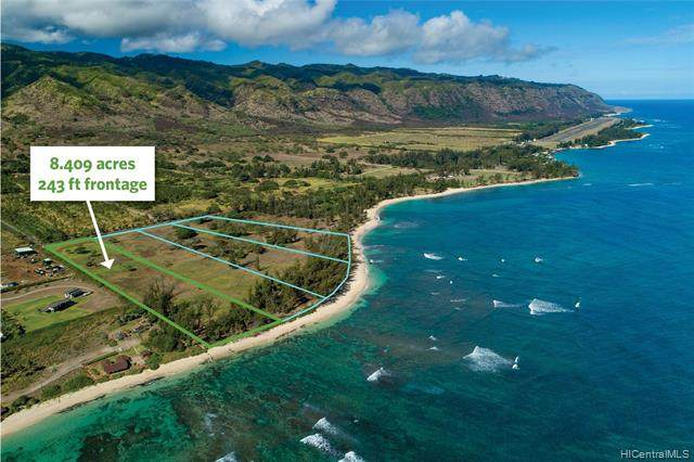 68-407 Farrington Highway, Waialua, HI 96791 (MLS #202012769) :: Team Lally