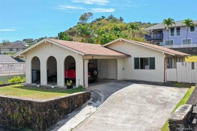 1445 Akamai Street, Kailua, HI 96734 (MLS #202012811) :: Elite Pacific Properties