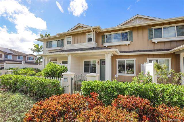 91-1015 Kaipalaoa Street #502, Ewa Beach, HI 96706 (MLS #202012823) :: Corcoran Pacific Properties