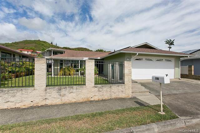 518 Keolu Drive, Kailua, HI 96734 (MLS #202012831) :: Barnes Hawaii