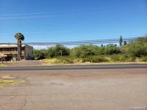 122 Kamehameha V Highway, Kaunakakai, HI 96748 (MLS #202012846) :: The Ihara Team