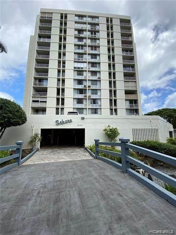 2029 Nuuanu Avenue #708, Honolulu, HI 96817 (MLS #202012850) :: Elite Pacific Properties