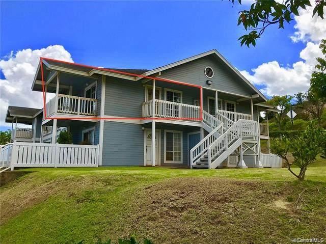 92-1145 Hame Street #18/203, Kapolei, HI 96707 (MLS #202012877) :: Elite Pacific Properties