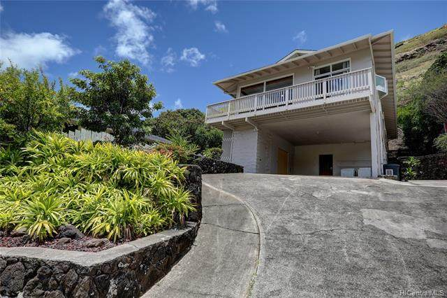6003 Elelupe Place, Honolulu, HI 96821 (MLS #202012899) :: Elite Pacific Properties