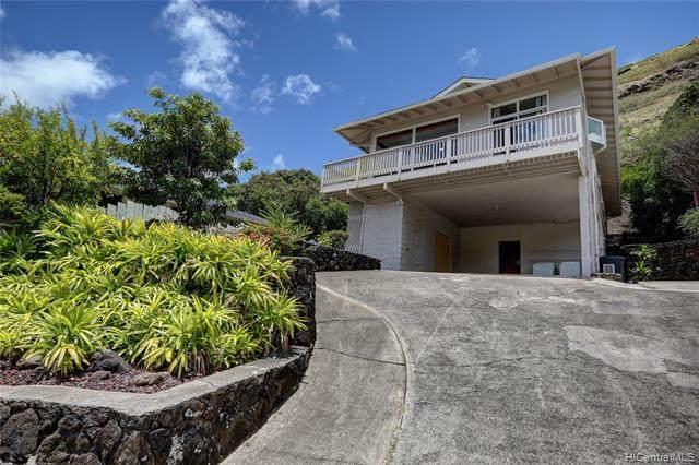 6003 Elelupe Place, Honolulu, HI 96821 (MLS #202012899) :: Barnes Hawaii