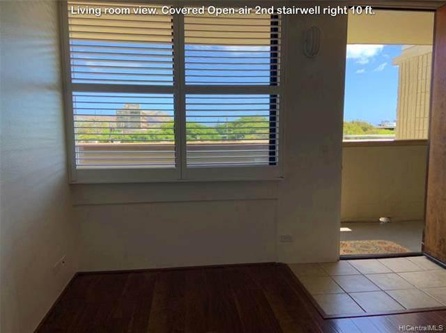 3324 Sierra Drive #404, Honolulu, HI 96816 (MLS #202013920) :: Barnes Hawaii