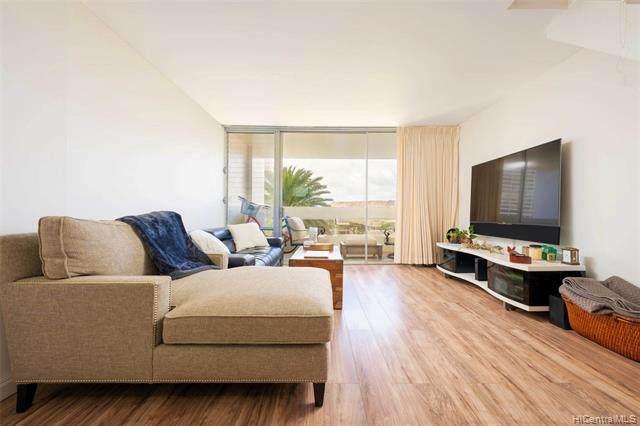 555 University Avenue #706, Honolulu, HI 96826 (MLS #202013924) :: Elite Pacific Properties
