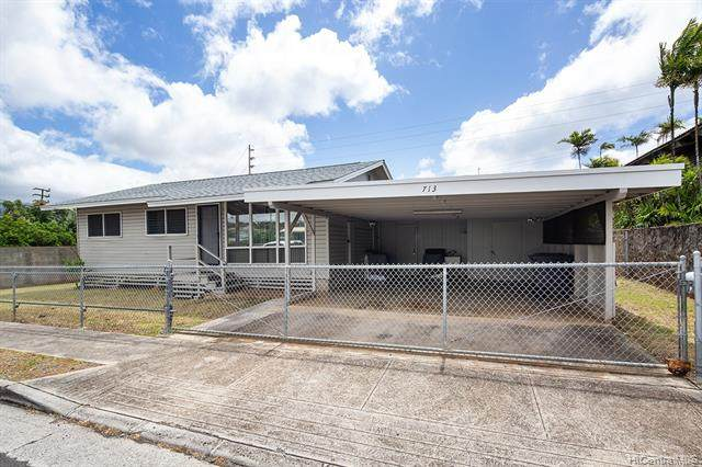 713 Luawai Street, Honolulu, HI 96816 (MLS #202013947) :: The Ihara Team
