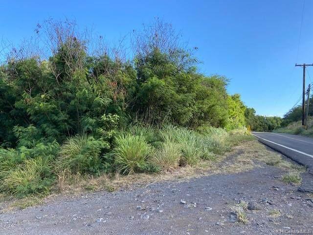 0 E Kamehameha V Highway, Kaunakakai, HI 96748 (MLS #202013997) :: LUVA Real Estate