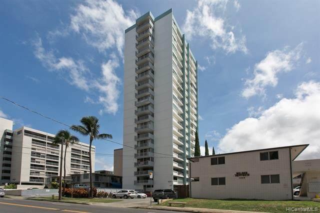1130 Wilder Avenue #1702, Honolulu, HI 96822 (MLS #202014005) :: Keller Williams Honolulu