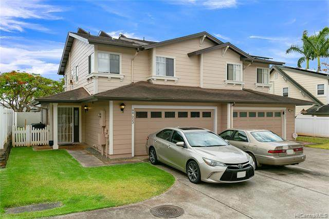 94-223 Kanawao Place, Waipahu, HI 96797 (MLS #202014041) :: Barnes Hawaii
