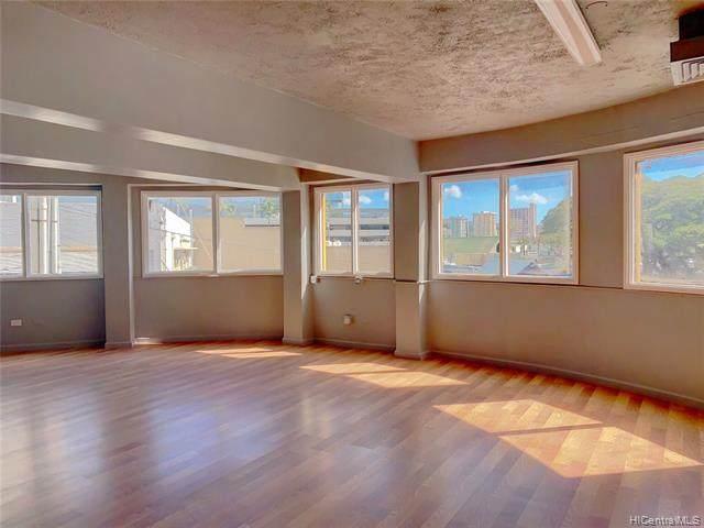 1726 Kapiolani Boulevard 2nd Floor, Honolulu, HI 96814 (MLS #202014077) :: Elite Pacific Properties