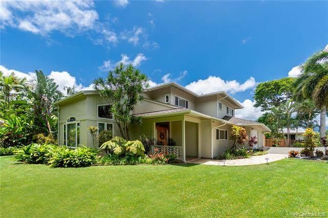 44-035 Aina Moi Place, Kaneohe, HI 96744 (MLS #202014082) :: Barnes Hawaii