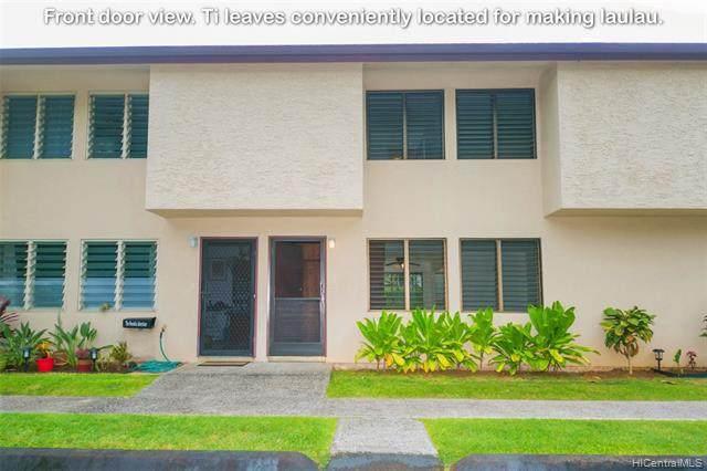 47-401 Hui Iwa Street #2, Kaneohe, HI 96744 (MLS #202014092) :: Elite Pacific Properties