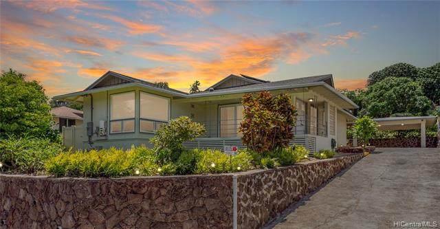 99-677 Kahilinai Place, Aiea, HI 96701 (MLS #202014103) :: Elite Pacific Properties