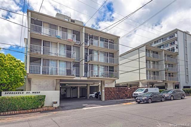 1520 Spreckels Street #401, Honolulu, HI 96822 (MLS #202014111) :: Barnes Hawaii