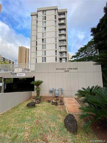 2055 Nuuanu Avenue #403, Honolulu, HI 96817 (MLS #202014126) :: Barnes Hawaii