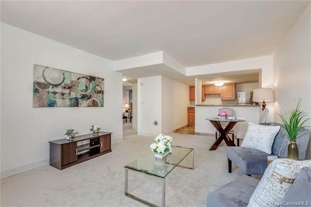 5210 Likini Street #101, Honolulu, HI 96818 (MLS #202014134) :: Elite Pacific Properties