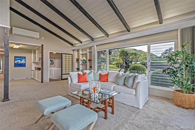 716 Palekaua Place, Honolulu, HI 96816 (MLS #202014153) :: Barnes Hawaii