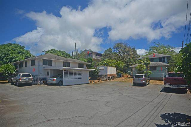 725 Luakaha Street B, Honolulu, HI 96816 (MLS #202014163) :: The Ihara Team