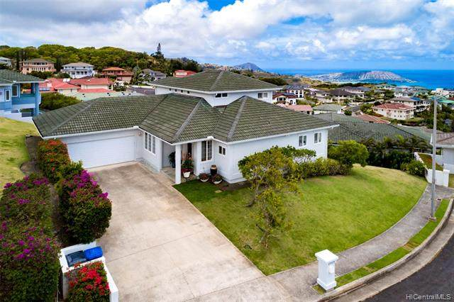 1905 Piimauna Place, Honolulu, HI 96821 (MLS #202014184) :: Barnes Hawaii