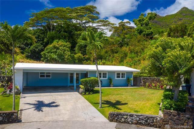 1499 Akeke Place, Kailua, HI 96734 (MLS #202014212) :: Barnes Hawaii