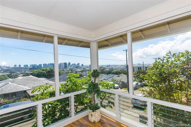 950 Hala Drive, Honolulu, HI 96817 (MLS #202014240) :: Barnes Hawaii