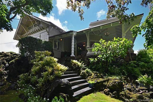 2365 Oahu Avenue, Honolulu, HI 96822 (MLS #202014251) :: Elite Pacific Properties