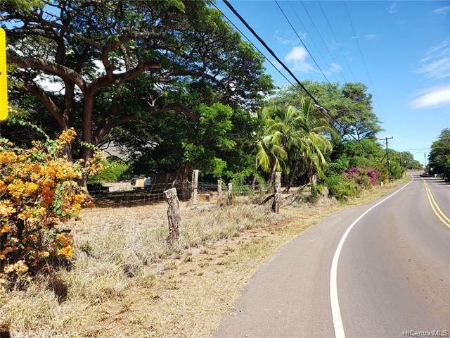 5835 Kamehameha V Highway, Kaunakakai, HI 96748 (MLS #202014252) :: LUVA Real Estate