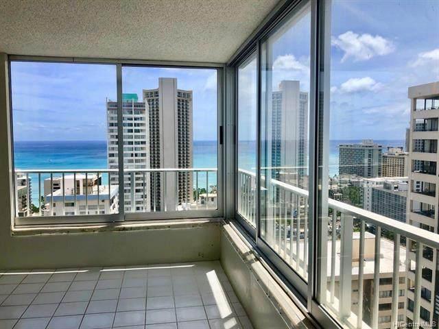 2421 Tusitala Street #2803, Honolulu, HI 96815 (MLS #202014276) :: Elite Pacific Properties