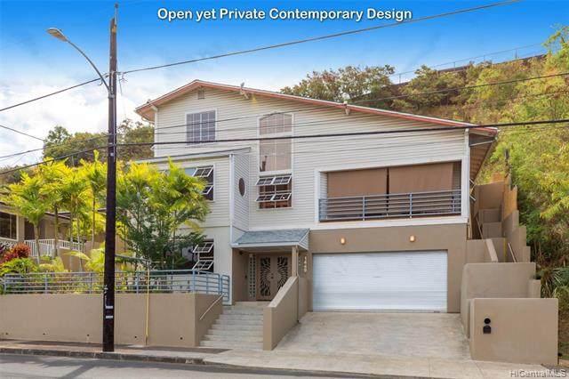 1449 Mahiole Street, Honolulu, HI 96819 (MLS #202014295) :: Barnes Hawaii