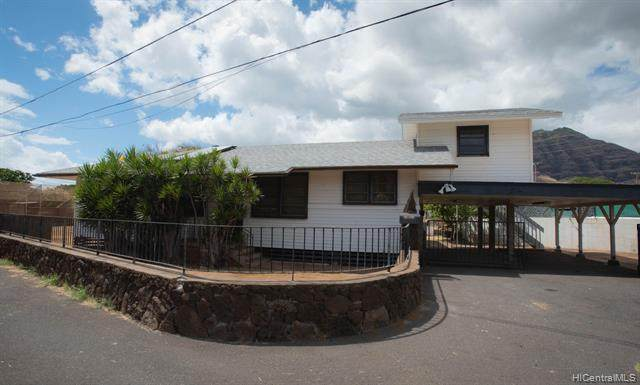 85-740 Kanapua Place, Waianae, HI 96792 (MLS #202014323) :: The Ihara Team