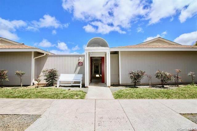 95-1050 Makaikai Street 22H, Mililani, HI 96789 (MLS #202014340) :: Elite Pacific Properties