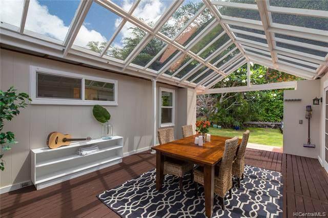 475 Lawelawe Street, Honolulu, HI 96821 (MLS #202014341) :: Elite Pacific Properties