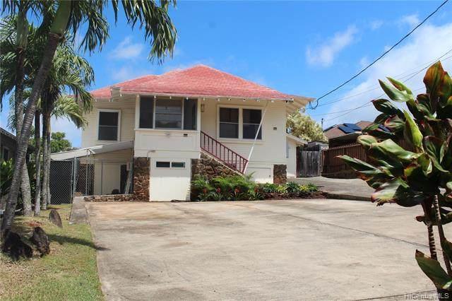 1822 Skyline Drive, Honolulu, HI 96817 (MLS #202014379) :: The Ihara Team
