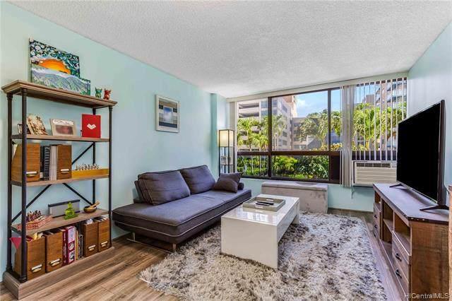876 Curtis Street #708, Honolulu, HI 96813 (MLS #202014384) :: Elite Pacific Properties