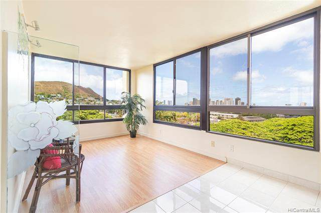 55 S Judd Street #906, Honolulu, HI 96817 (MLS #202014385) :: Barnes Hawaii