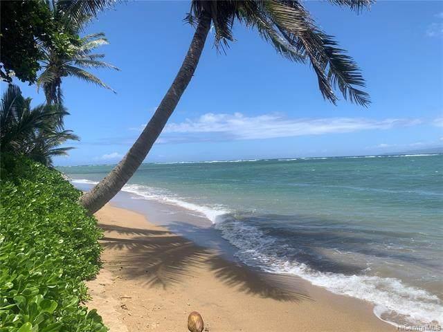 10464 Kamehameha V Highway, Kaunakakai, HI 96748 (MLS #202014400) :: Elite Pacific Properties