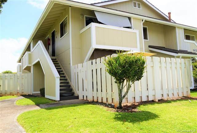 94-724 Paaono Street Y6, Waipahu, HI 96797 (MLS #202014404) :: Elite Pacific Properties