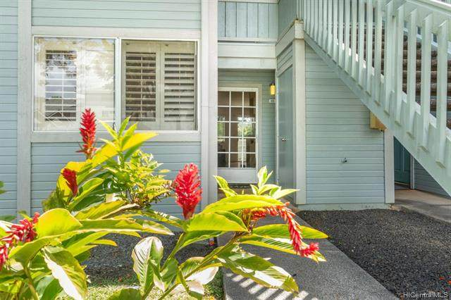 95-786 Wikao Street M-105, Mililani, HI 96789 (MLS #202014405) :: LUVA Real Estate