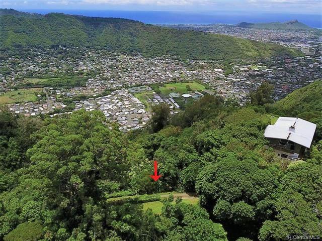 3953 Round Top Drive, Honolulu, HI 96822 (MLS #202014420) :: Keller Williams Honolulu